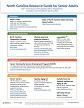 North Carolina Resource Guide for Senior Adults