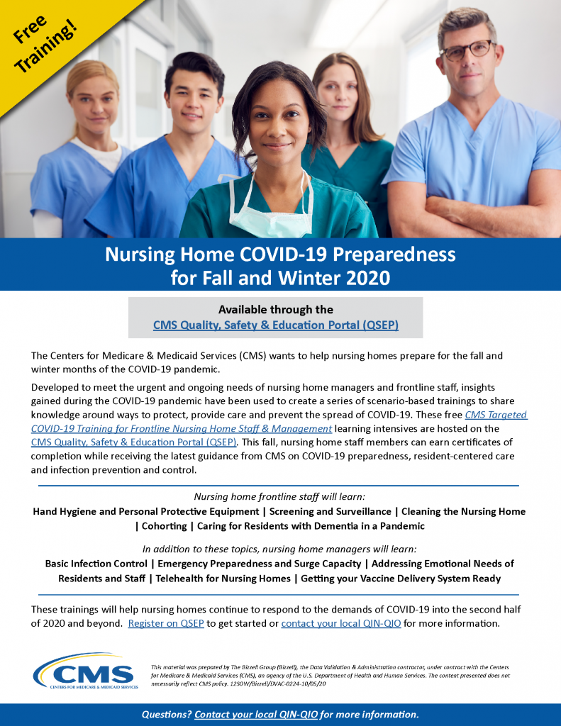 CMS_Targeted_COVID19_Training_Flyer_V6