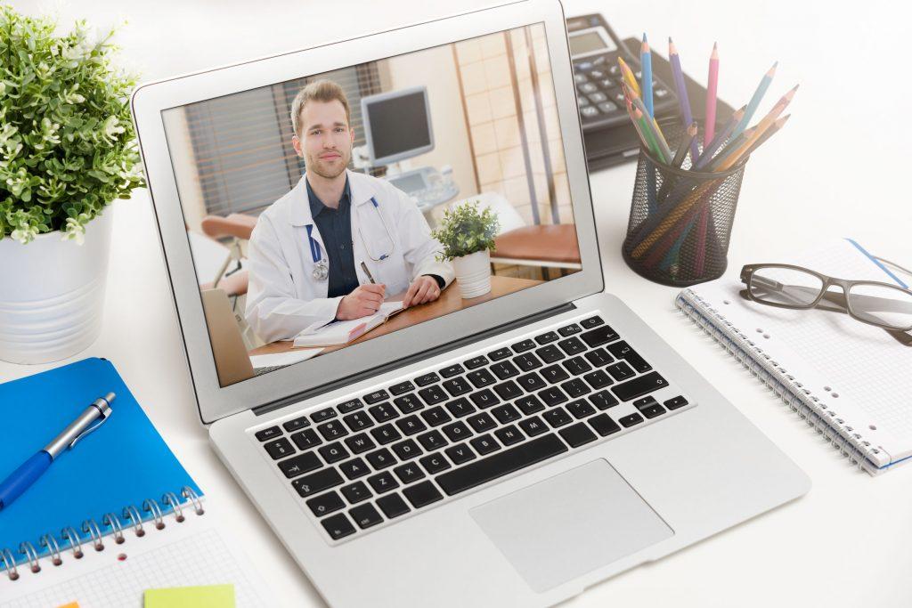 virtual doctor photo